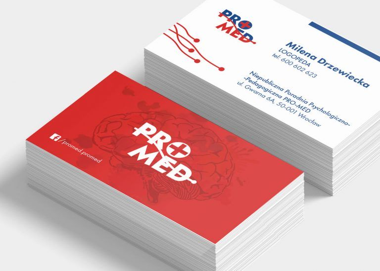PROMED Business Card